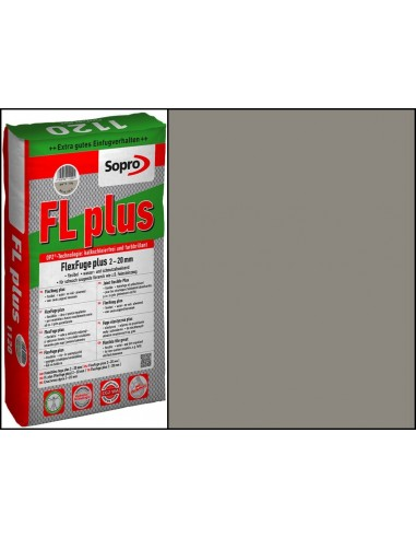 Joint FL Plus Flex 2-20 mm 15 Kg  GRIS PIERRE 22 FL plus 1127