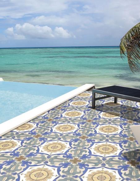 Color: TOBAGO Caribbean